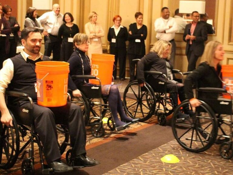 toyota wheelchairs for charity testimonial