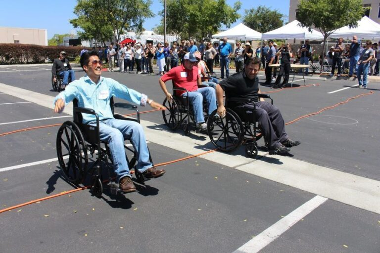wheelchairs for charity gallery