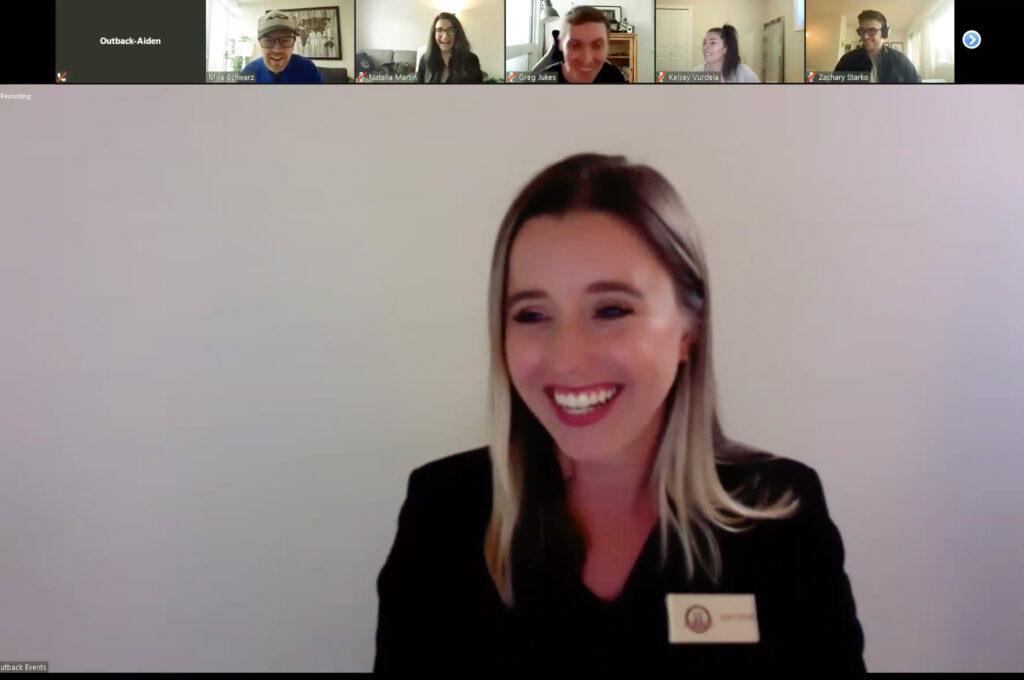 myzone virtual team building case study