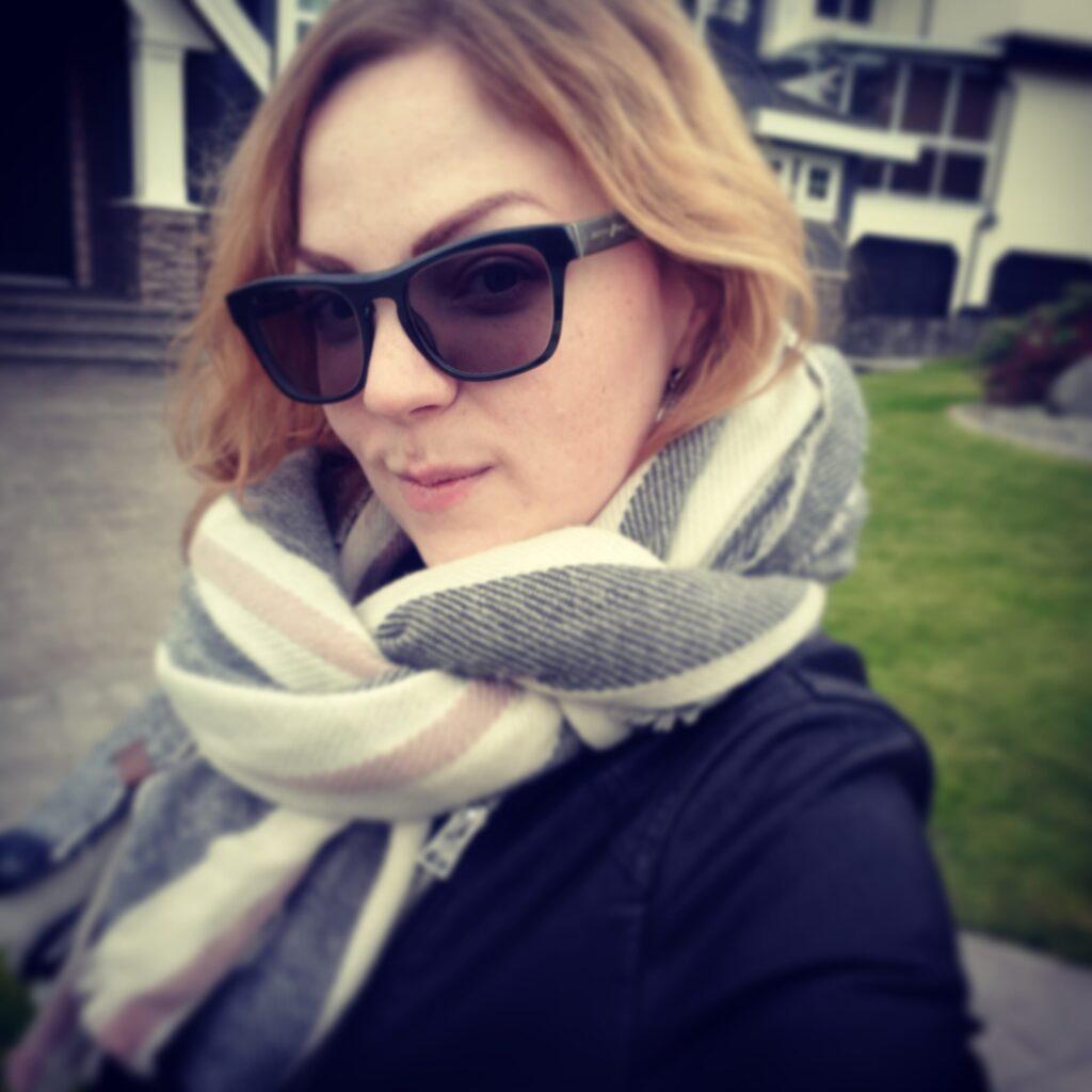 Raelene Switzer Headshot
