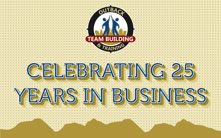 Outback Celebrating 25 years of business