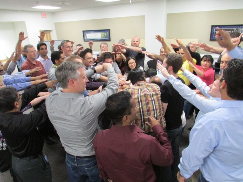 What You Should Do One Day, One Week, and One Month After Your Team Building Activity