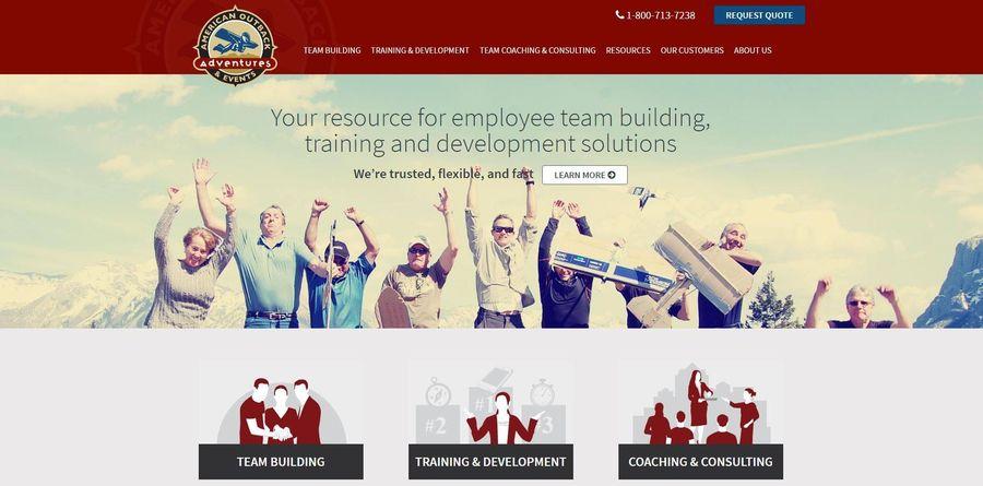 AOAE  American Website Updates