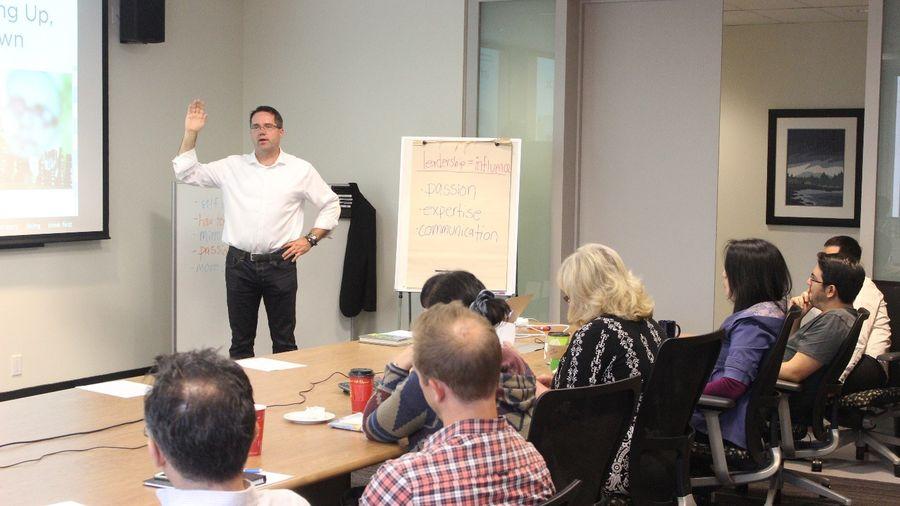 August   Meet Your Skill Development Facilitator  Lyndon Friesen