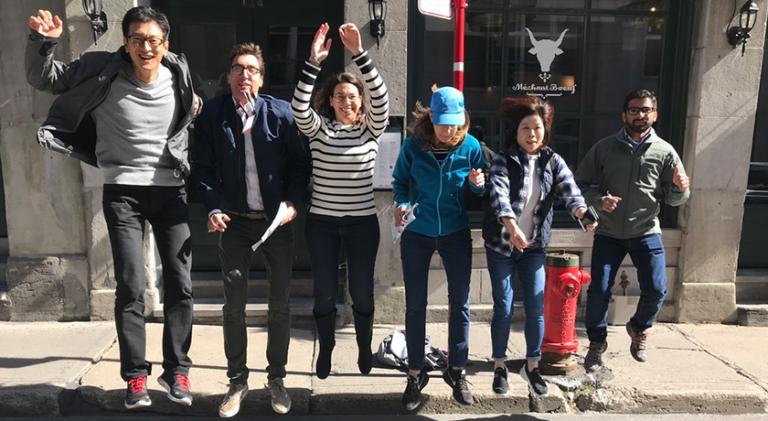 Featured Event School Supply Scramble Montreal HERO