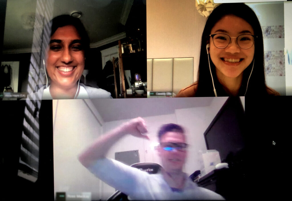 Virtual team building happy hour games for workgroups