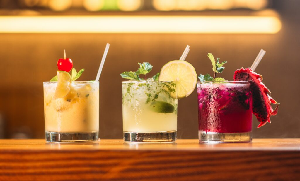 cocktail ideas for july 4th office party