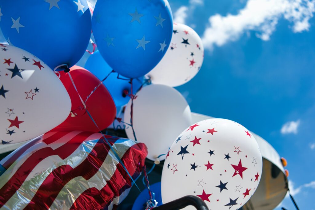 july 4th office party idea decorations