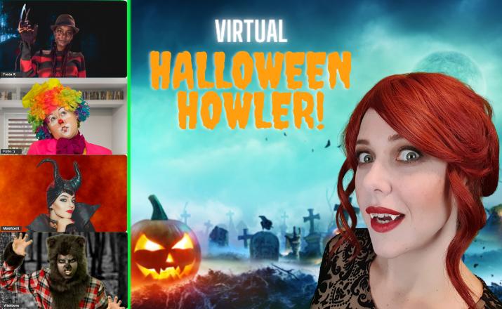 Halloween Howler Team Building Hero Picture