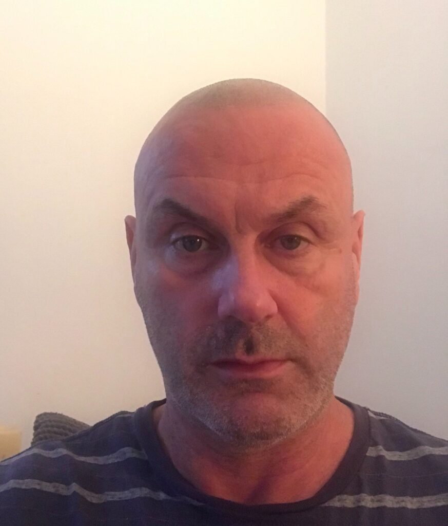 Martin Seeley Headshot